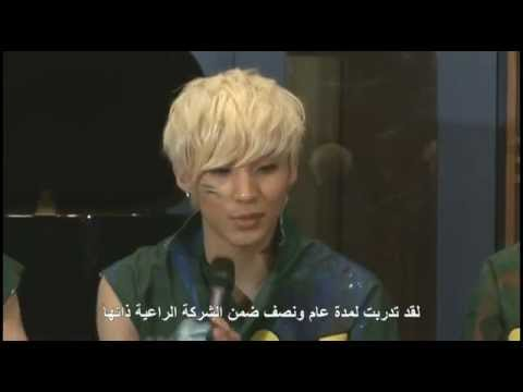 Interview with B.A.P (Part-1)  : KBS WORLD Radio Arabic