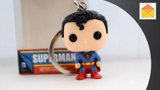 DC Comics Superman Pocket POP Keychain