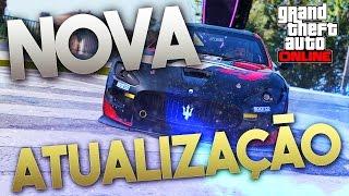 GTA ONLINE: NOVAS INFORMAÇÕES DA PRÓXIMA ATUALIZAÇÃO DE MOTOQUEIROS