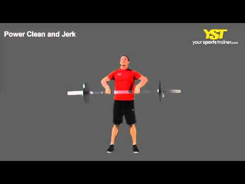 Power Clean and Jerk Image 1