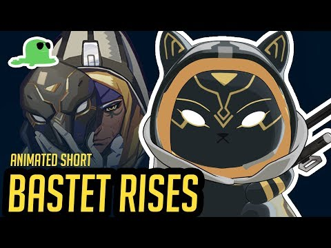 "[OFFICIAL] Katsuwatch Animated Short | ""Bastet Rises"""
