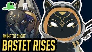 "[OFFICIAL] Katsuwatch Animated Short | ""Bastet Rises"""