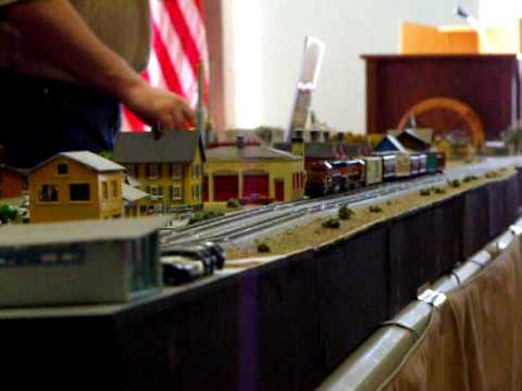 8-22-09 T-TRACK LAYOUT Video