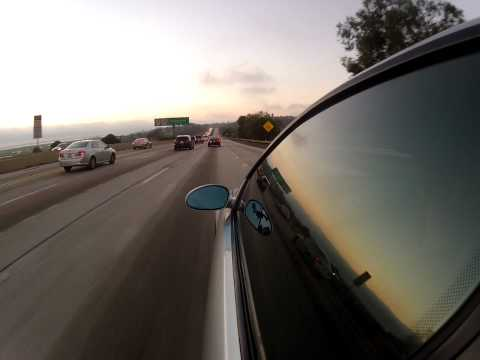 Mobbing in Tim's modded BMW E46 M3 SMG