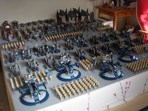 My Lego Droid Army