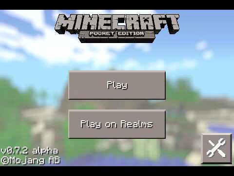 Mapas para Minecraft Pocket Edition 0.7.2/ 1
