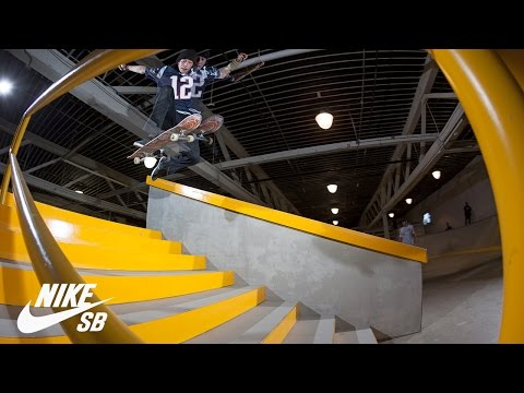 Nike SB Warehouse | European Invasion | Nike Skateboarding