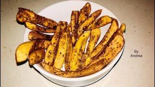 Deep Fried Green Banana Chips