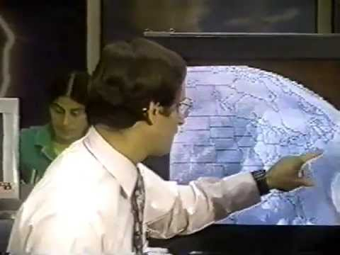 The Weather Channel Coverage Of The Perfect Storm video