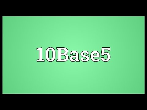 Header of 10Base5