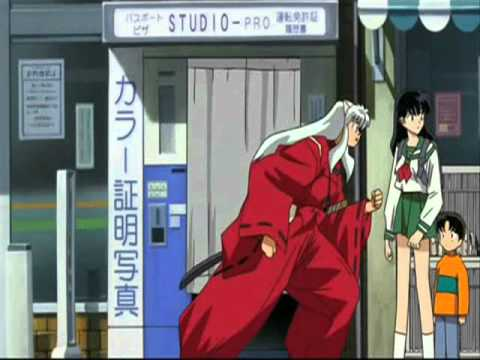 Inuyasha Movie 2 Funny Scenen (german) Part 1 video