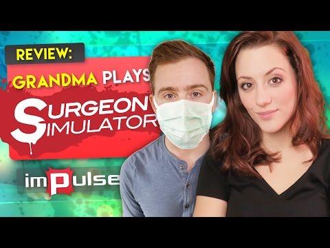 ★ Surgeon Simulator A&E Anniversary Edition Review ➜ Impulse