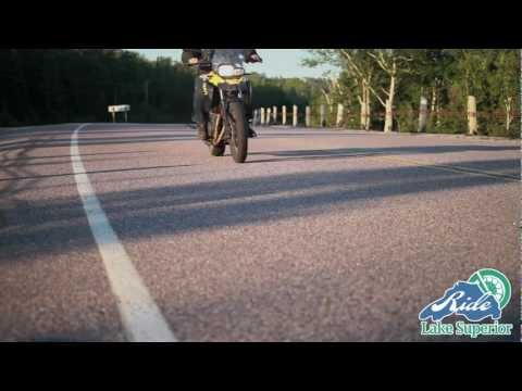 Ride Lake Superior  Ontario's Epic Motorcycle Route