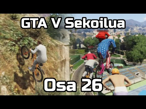 GTA V Sekoilua Soijasimulaattori 2014 Osa 26