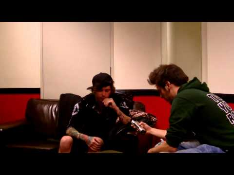Asking Alexandria Interview Dec 2013 video