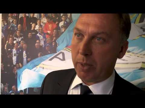 Blackburn Rovers v Manchester City: David Platt gives his post-match reaction