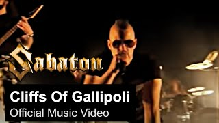 Клип Sabaton - Cliffs Of Gallipoli