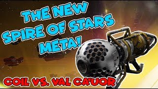 Destiny 2 - NEW Spire of Stars Meta - Wardcliff Coil