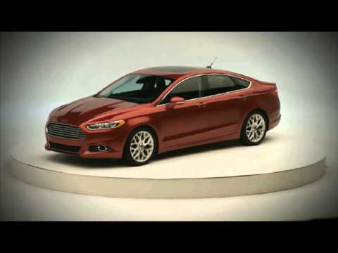 Ford CEO Alan Mulally discusses the company