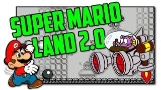 Super Mario Land 2.0 - Super Mario Maker Mod