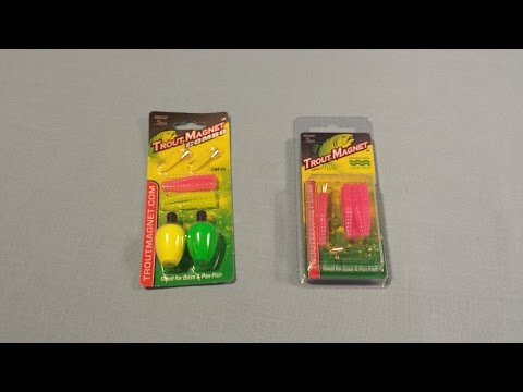 Trout Magnet Lure Review