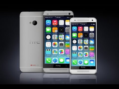 iLauncher (iOS7) for Android Review