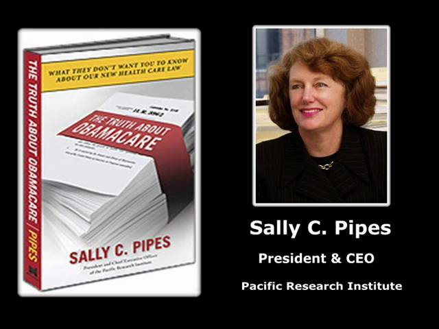 3-26-11 Takin' Care of Business - Guest - Sally Pipes, Pacific Research Institute - Part 1