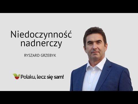 Webinar: Ryszard Grzebyk - Niedoczynność Nadnerczy