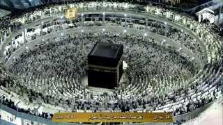 تلاوة مؤثرة لسورة البروج : العشاء 24-3-1436: الشيخ خالد الغامدي
