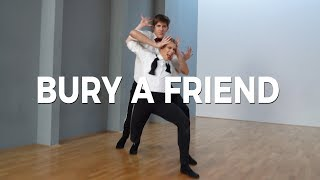 BILLIE EILISH - BURY A FRIEND | Choreography by Tian Cehic and Petra Ravbar