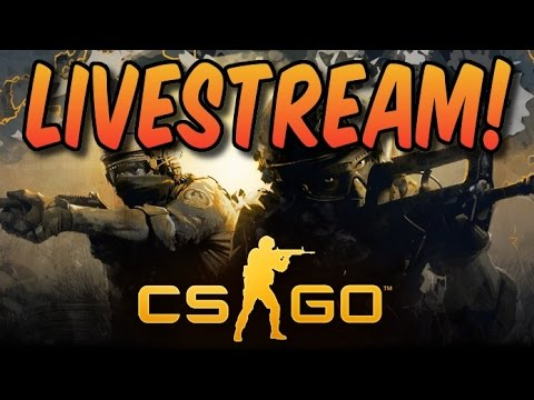 Counter-Strike: Global Offensive LIVESTREAM Gameplay [HD] ★ Mission: Deathmatch #10