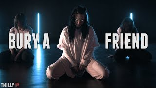 Billie Eilish - bury a friend - Choreography by JoJo Gomez