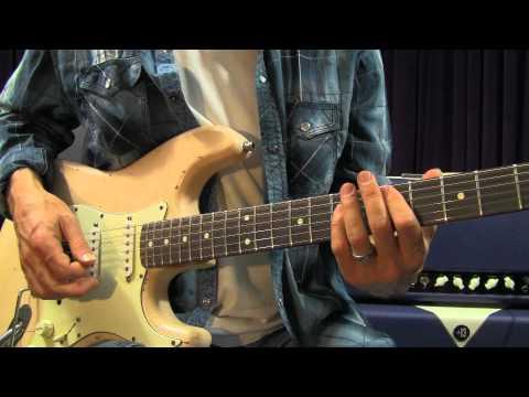 Smashing Pumpkins - Cherub Rock - Guitar Lesson