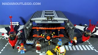 LEGO Airport Air Show Stopmotion 60103