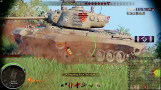 TL24 in the new Tier 9 Swedish heavy! Insane 10K+ Damage for a Tier 9!