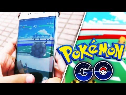 Un youtuber caza Pokemons desde un Hyundai