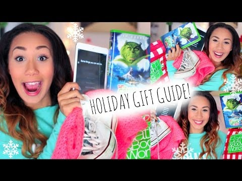0 ❄ HOLIDAY GIFT GUIDE 2013! For Him, Her, YOU and Dogs! ❄