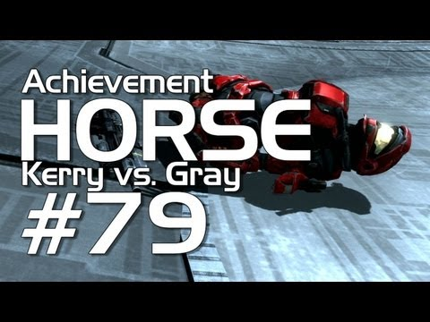 Halo: Reach - Achievement HORSE #79 (Kerry vs. Gray)