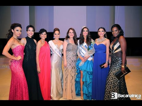 Miss Nicaragua: 14 mujeres, un país, una corona!