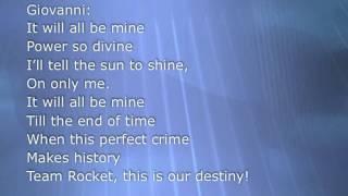 It Will All Be Mine Lyrics
