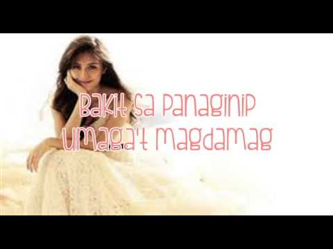 Na Sa'yo Din Pala by Kathryn Bernardo Lyrics