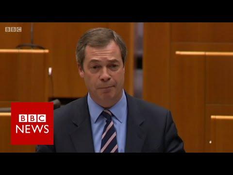UKIP leader Nigel Farage stands down - BBC News