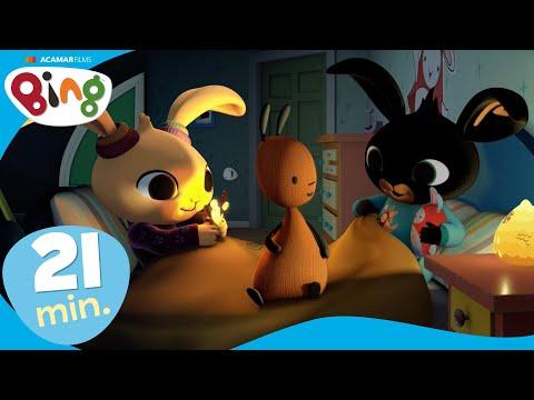 Bing Italiano - Di andare a dormire | Episodi completi | Video per bambini