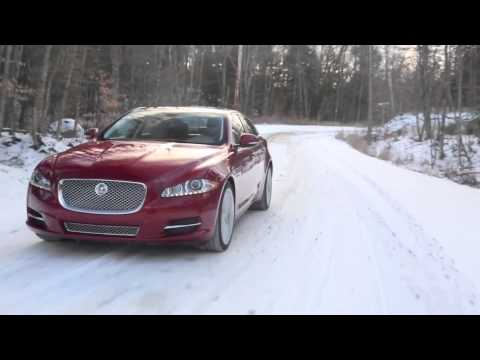 2013 Jaguar XF:XJ AWD First Drive