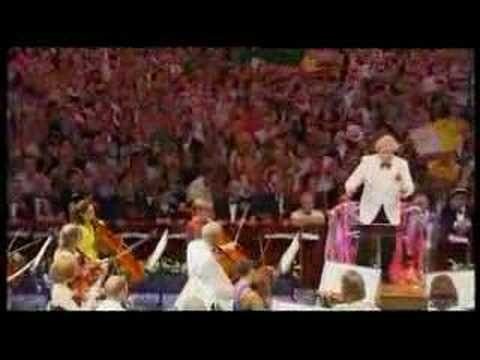 Land of Hope and Glory - Last Night of the Proms 07