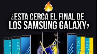 ¿El fin de los Samsung Galaxy? 👀 Samsung ya no vende como antes ¿Huawei la superara?