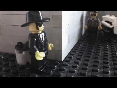 """""""Убийство"""".Лего Фильм."""