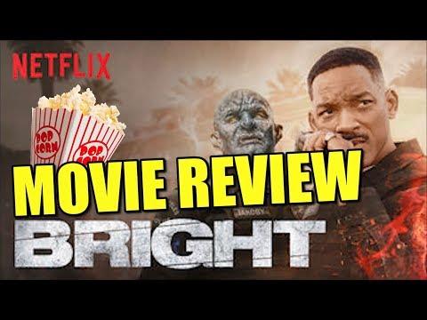 Cops Review BRIGHT a Netflix Original Movie