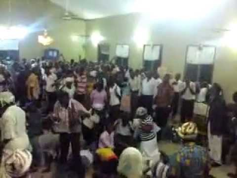 Elder Mireku At The Church Of Pentecost Akropong  2 video