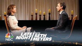 Kristen Wiig and Seth Clear the Air